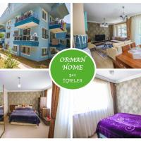 Orman Home Daily Weekly Rentals Icmeler