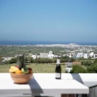 Naxos Infinity Villa, Blue Suite