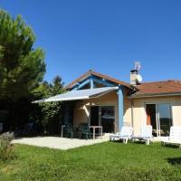 House Le pavillon bleu