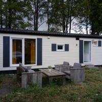 Chalet op Camping Emmen