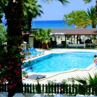 Summer Villa on Yenikum Sahil