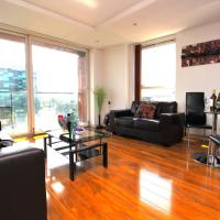 Media City LOWRY Apartment 4 Guests 2 Bed
