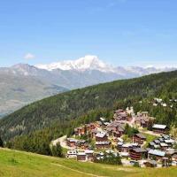 Chalet à Montchavin avec vue sur le Mont Blanc 84428