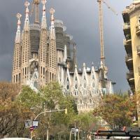 Luxury Two Floor Apartment at Sagrada Familia