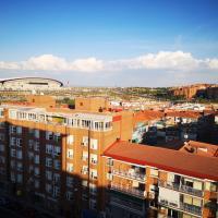 Estadio metropolitano Wanda Madrid