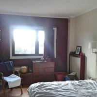 appartement calme en banlieue parisienne