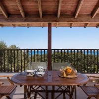 Cedrus and Sea, beachfront house, Gennadi, Rhodes