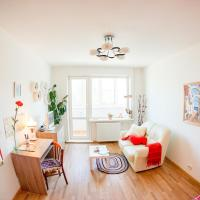 Apartment on Antsiferova