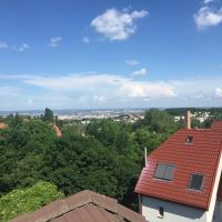 Panorama Apartment on Rózsadomb