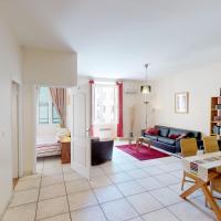 Le Trésor de Paridis: Elegant 1 bed apartment close to everything; AC; WiFi