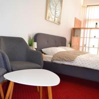 Arcade Central Cozy Apartament - Free Parking