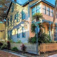 Victorian House - Saint Augustine