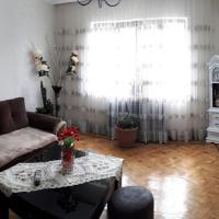 Juna's apartment near the Black Sea