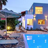 Irida Guesthouse by the pool