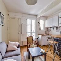 Bright 28m² appartment *Paris 17*