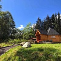 The Nest Glamping Pod with en suite
