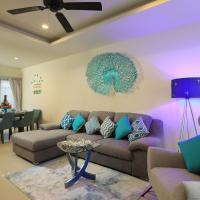3-спальный таунхаус Fish House сети Best of Laguna в комплексе Laguna Park Phuket