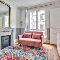Beautiful two-bedroom apartment in the heart of MONTPARNASSE