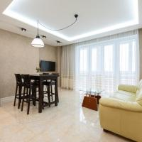 DeLux Apartment on Belorusskay Street