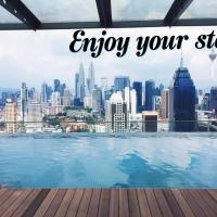( Enjoy your stay ) Regalia Suites & Residence Apartment