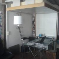 Large and sunny studio in the very heart of Paris
