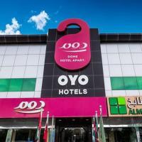 OYO 126 Dome Suites Al Mursalat