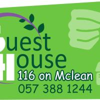 GUEST HOUSE 116