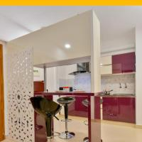 Exotic infopark 1bhk apartment hotel