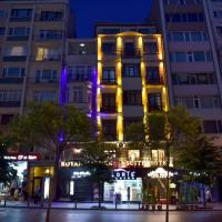 Sisli Royal Garden Suite Hotel