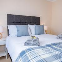 Comfort+ 2 bed serviced apartment