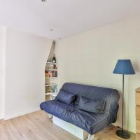 Modern and cosy studio at Colonel Fabien (10th) !