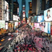 Cozy & Convenient Times Square Studio