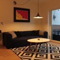 Modern, spacious apt near Bergen city center, 2br