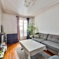 Comfortable apartment *BUTTES-CHAUMONT*