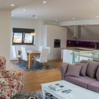 Luxury and designed PENTHOUSE BRICKS 1 with 2 Balcony