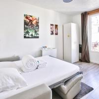 Furnished studio near ◈ Buttes Chaumont ◈