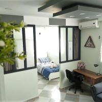 Appartement Cosy entièrement équipé Centre Ville