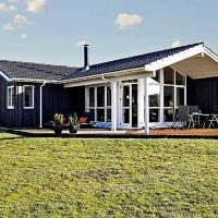 Three-Bedroom Holiday home in Ansager 10