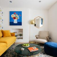 The Stirling Court - Modern & Bright 1BDR in Covent Garden