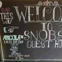 Snobs Guest House