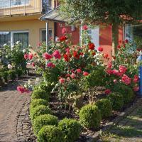 Ferienhaus Schloss-Garten