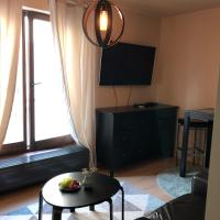 Södermalm studio apartment