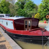 Wunderschönes Hausboot zentral in Berlin Köpenick
