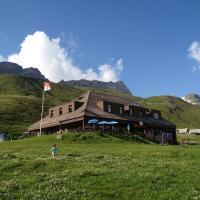 Berggasthaus Tannalp