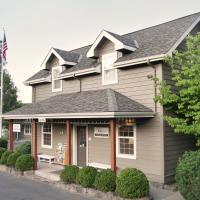 傑克遜維爾鄉村別墅旅店
