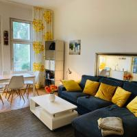 feel-at-home Apartment Berlin City - 90qm 3 Rooms - top public transport