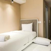 Studio Room Apartment at M-Town Residence near Summarecon Mall Serpong By Travelio