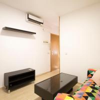 1 Bedroom Apartment with Air Conditioner