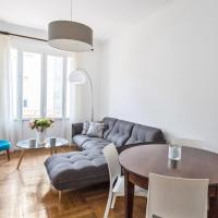 Charming 1br with balcony and AC in Nice, 10 min from the beach - Welkeys
