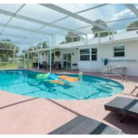 PRIVATE VERY CLEAN LAKE HOME WITH POOL, GRILL, NATURE, AND TONS OF FUN!